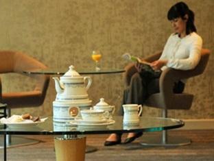 Upstalsboom Hotel Friedrichshain Berlijn - Koffiehuis/Café