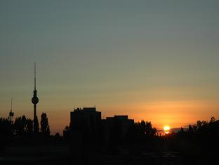 Upstalsboom Hotel Friedrichshain Berlijn - Uitzicht