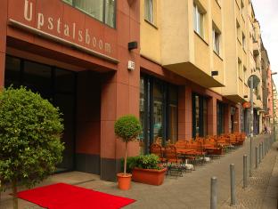 Upstalsboom Hotel Friedrichshain Berlijn - Entree