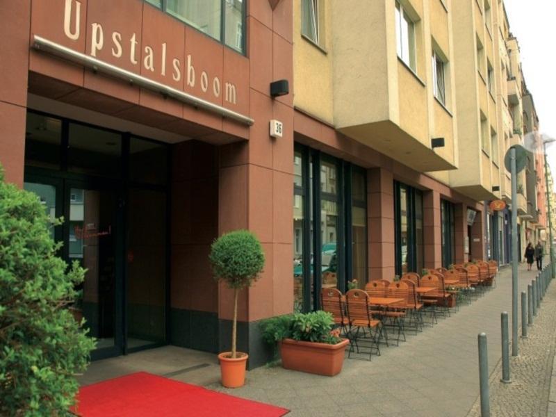 Upstalsboom Hotel Friedrichshain برلين
