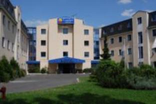 コンフォート アエロポルト Cdg ホテルの外観