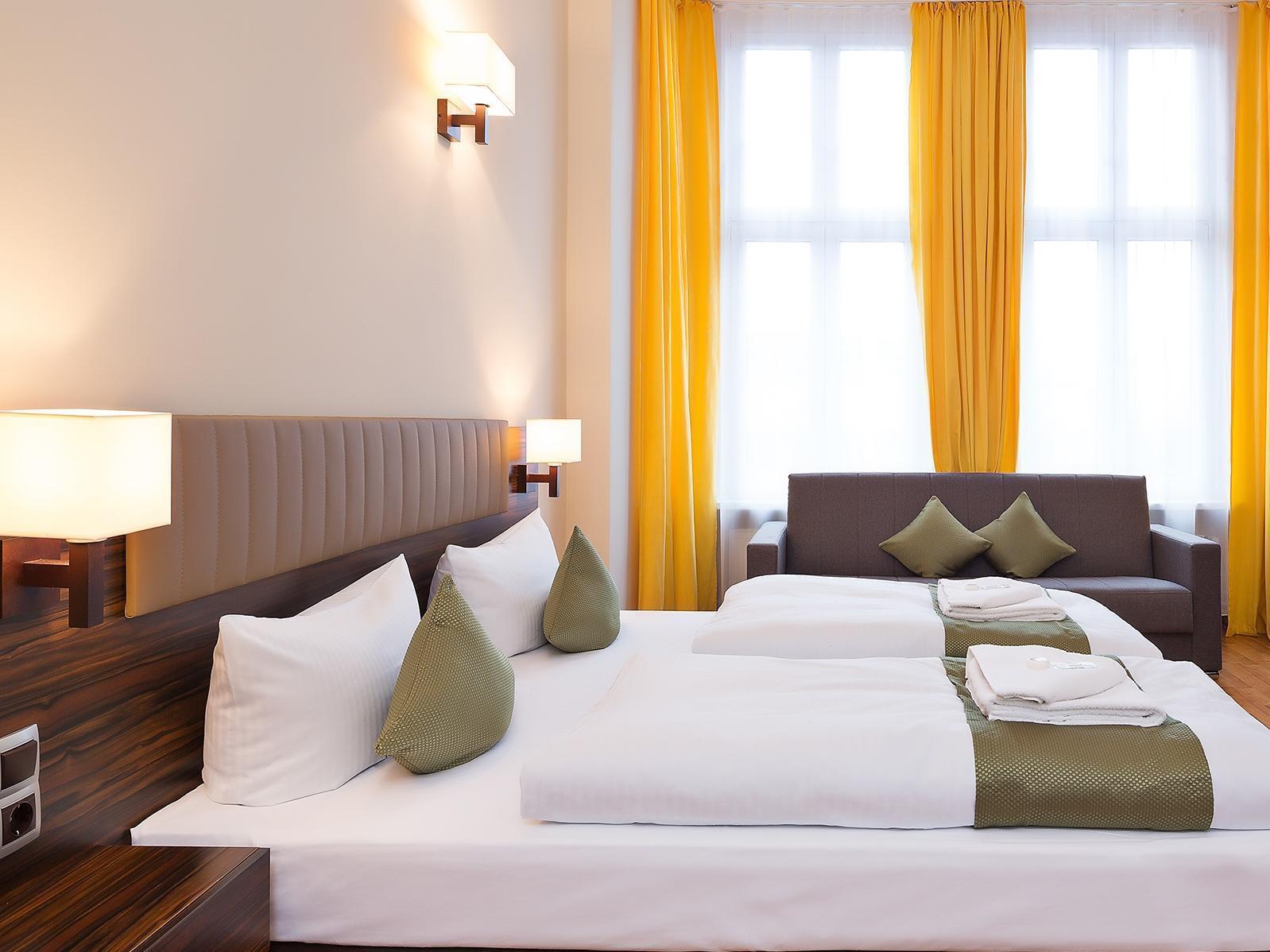 Hotel Abendstern - Hotell och Boende i Tyskland i Europa