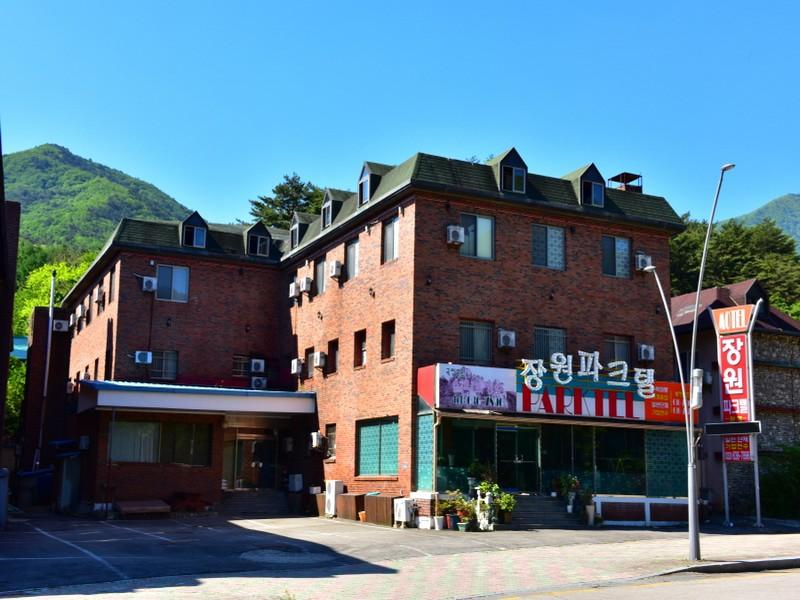 Jangwon Parktel - Hotels and Accommodation in South Korea, Asia