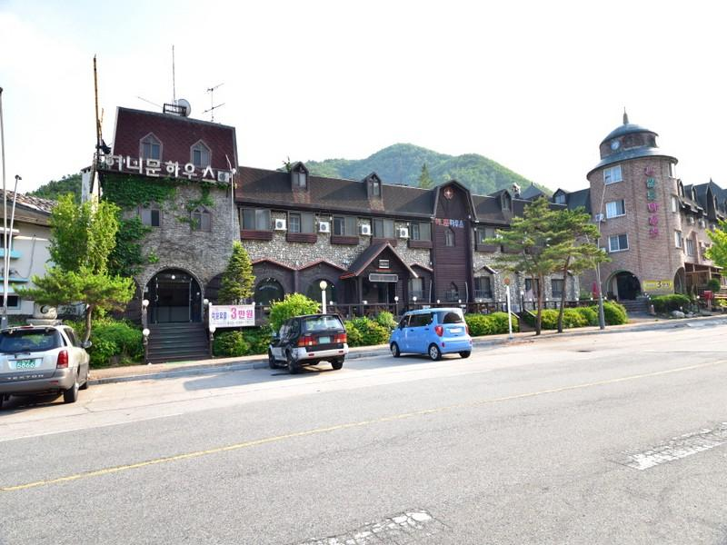 Honeymoon House - Hotels and Accommodation in South Korea, Asia
