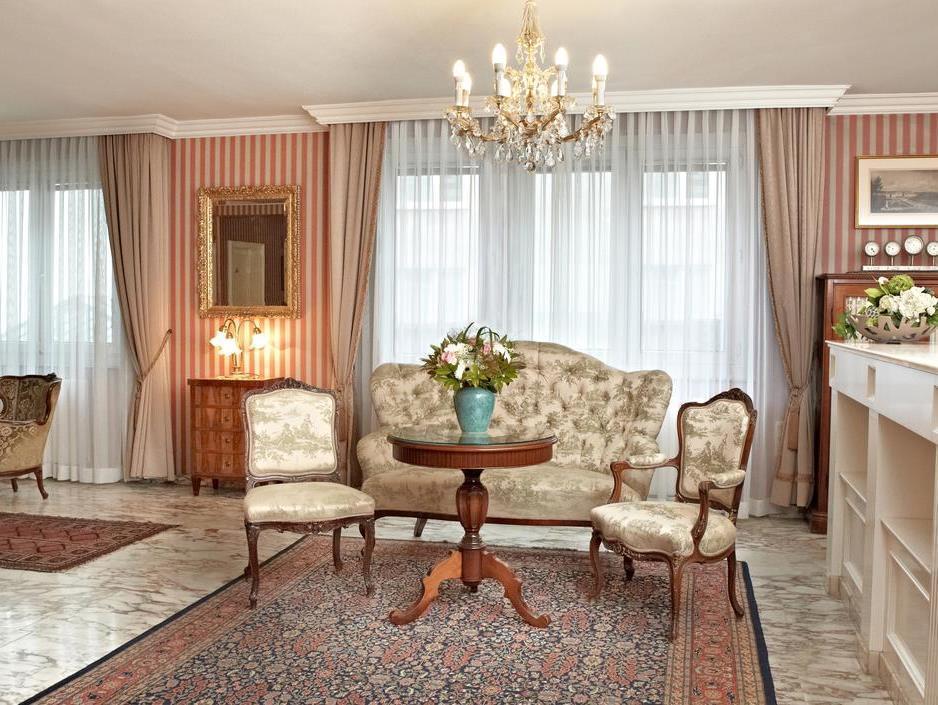 Savoy Garni Hotel Vienna - Exterior