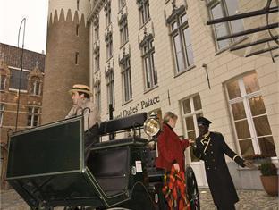 Hotel Dukes Palace Bruges - Service