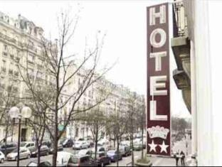 Hotel Royal Bel Air Parijs - Hotel exterieur
