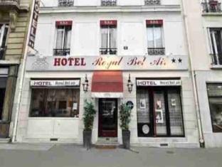 Hotel Royal Bel Air Parijs