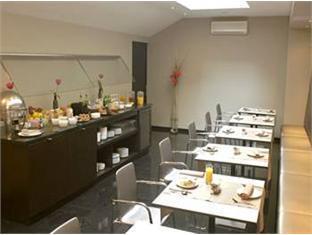Eurostars Suites Reforma Hotel Mexico City - Coffee Shop/Cafe