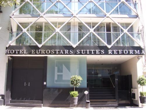 Eurostars Suites Reforma Hotel