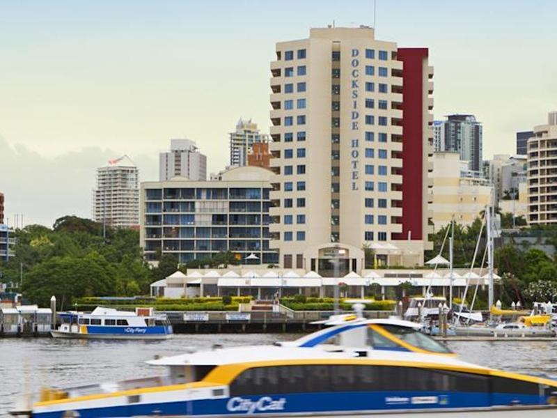 Central Dockside Apartments - Hotell och Boende i Australien , Brisbane