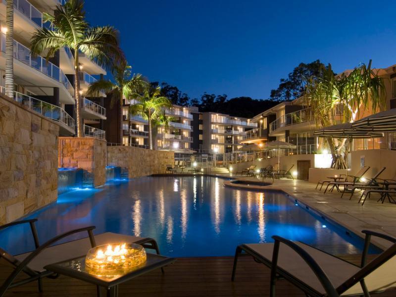 Mantra Aqua Resort - Hotell och Boende i Australien , Port Stephens