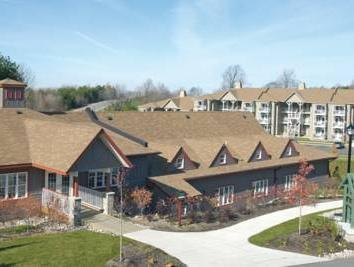 Carriage Ridge Resort At Horseshoe Valley Barrie (ON) - Exterior