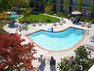Sheraton Vancouver Airport Hotel Richmond (BC) - Outdoor Pool