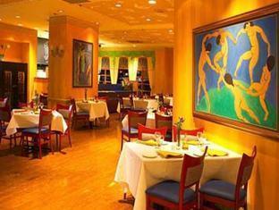 Marriott Toronto Bloor Yorkville Hotel Toronto (ON) - Matisse Restaurant