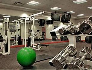 Marriott Toronto Bloor Yorkville Hotel Toronto (ON) - Fitness Room