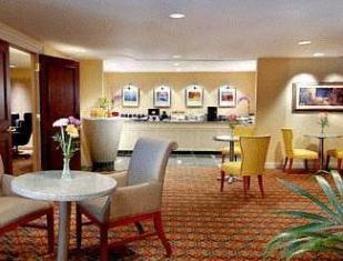 Marriott Toronto Bloor Yorkville Hotel Toronto (ON) - Café