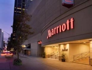 Marriott Toronto Bloor Yorkville Hotel Toronto (ON) - Exterior