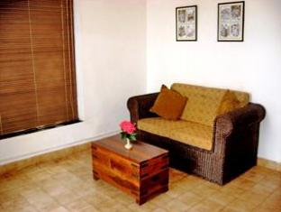 Aldeia Santa Rita Hotel North Goa - Standard Room - Sitting Area