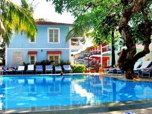 Aldeia Santa Rita Hotel Северен Гоа - Плувен басейн