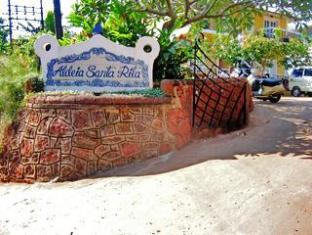 Aldeia Santa Rita Hotel North Goa - Lối vào