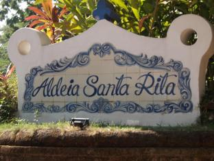 Aldeia Santa Rita Hotel Північний Гоа - Вхід