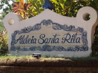 Aldeia Santa Rita Hotel Северен Гоа - Вход