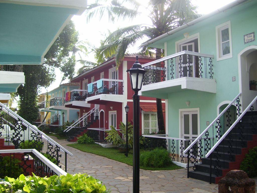 Aldeia Santa Rita Hotel - Hotell och Boende i Indien i Goa