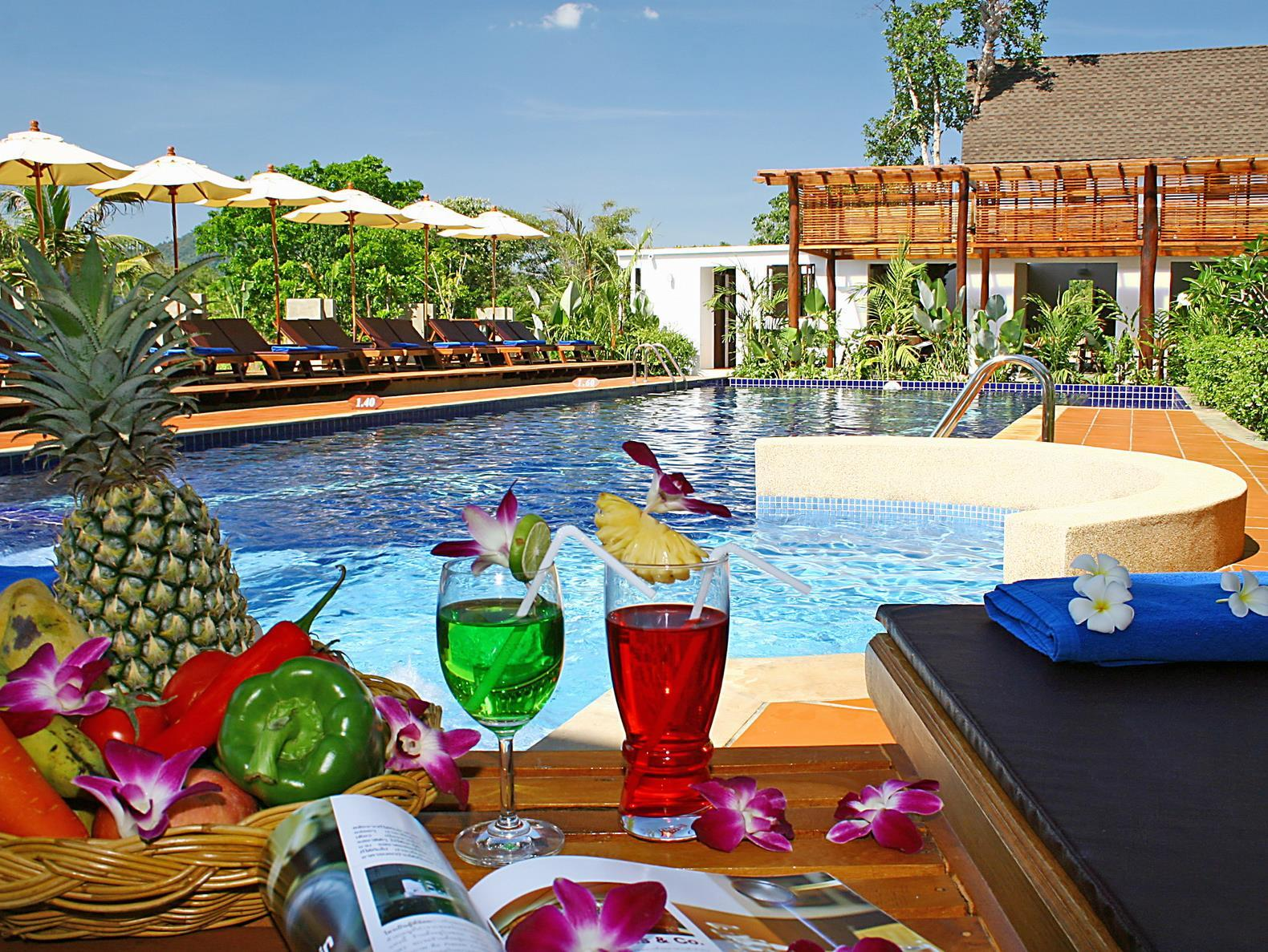 Aonang Duangjai Resort - Hotels and Accommodation in Thailand, Asia