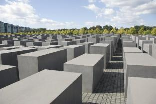 Memorial Holocauste Denkmal - A 5.8 km