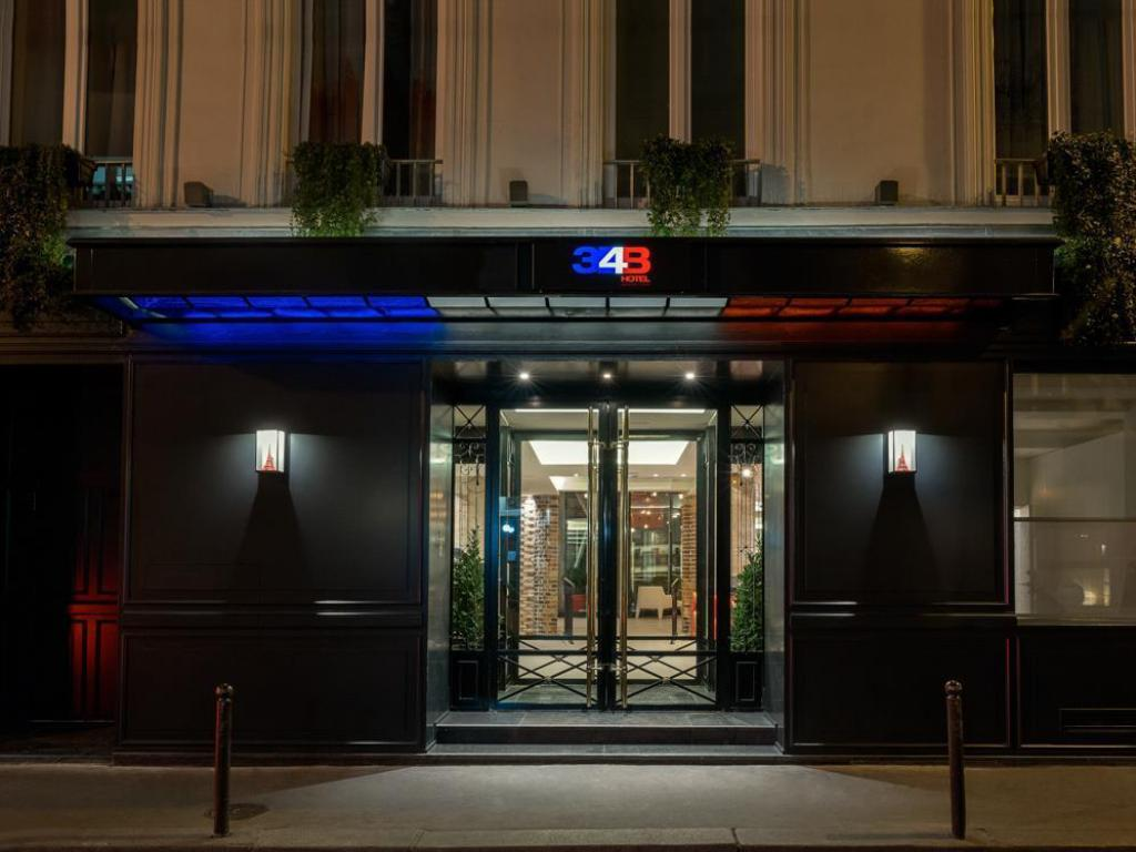 best price on hotel 34b astotel in paris reviews. Black Bedroom Furniture Sets. Home Design Ideas