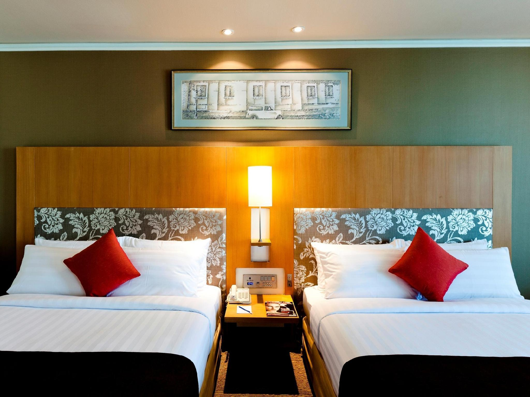 Best Price on Royal Princess Larn Luang Hotel in Bangkok + Reviews
