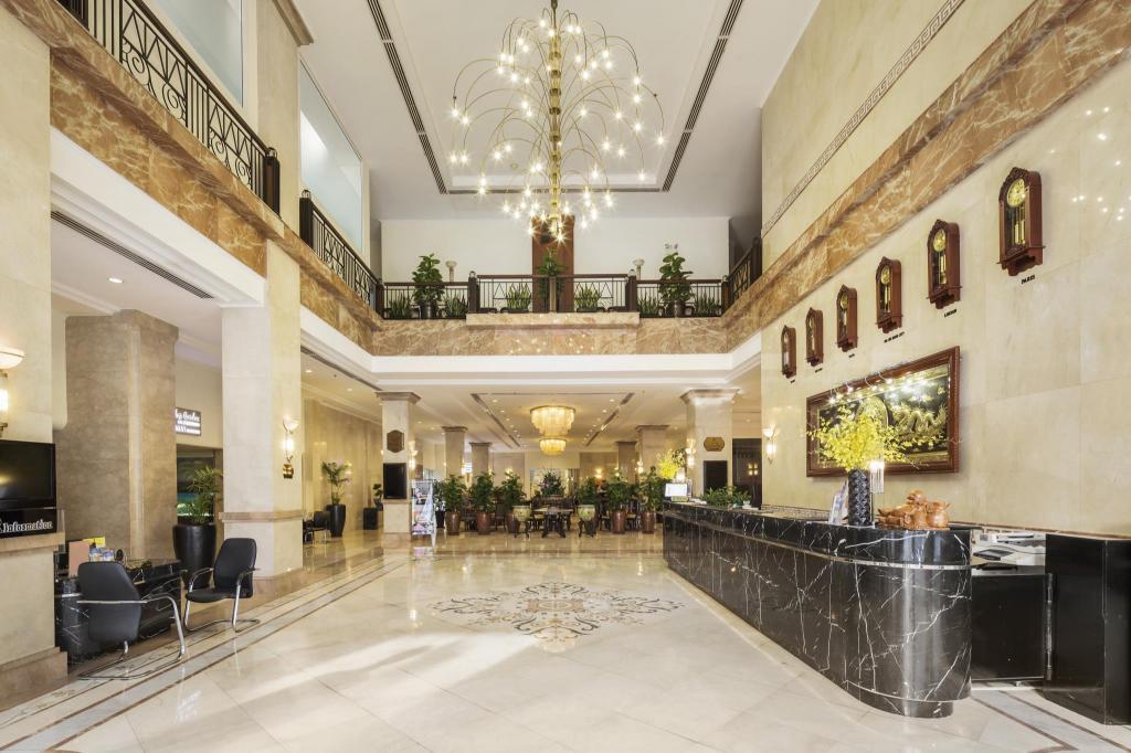 Rex Hotel Saigon, Ho Chi Minh Stad - Boek een aanbieding