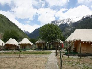Wilderness Camp - Sonmarg