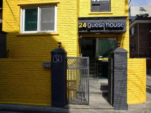 24 Guesthouse Seoul Dongdaemun Town