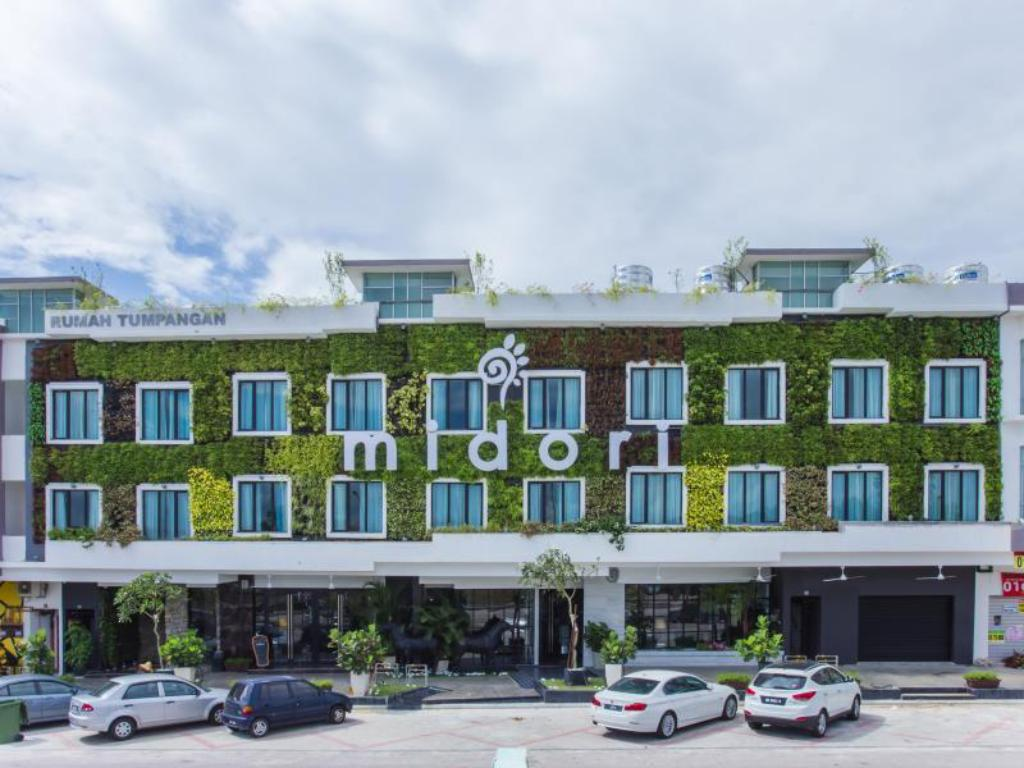 Best price on midori concept hotel in johor bahru reviews for Hotel concepts