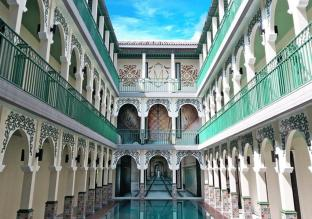 The Grand Morocc Residences.