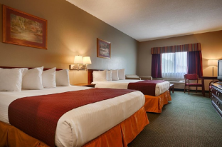Americas Best Value Inn Wiggins
