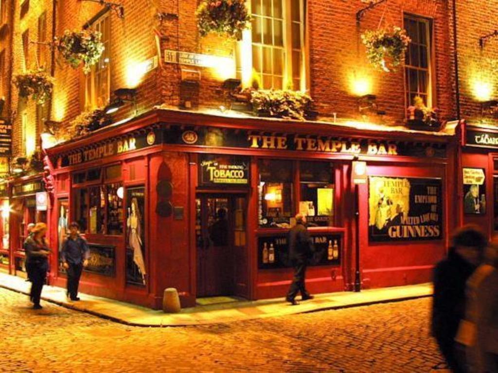 Best Hotels In Dublin Temple Bar