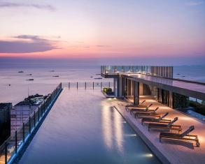 Central pattaya-the base condo by UL