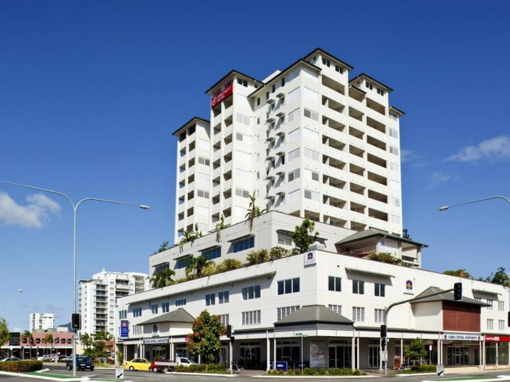 Best price on best western plus cairns central apartments for Apartment reviews
