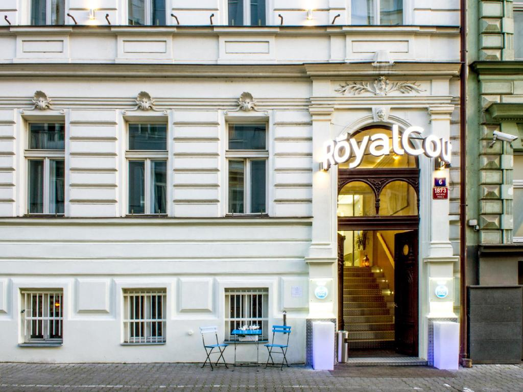 Best Price on Royal Court Hotel in Prague + Reviews!
