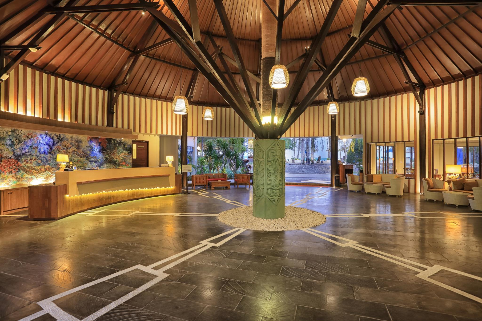 Best Price on Aston Sunset Beach Resort - Gili Trawangan