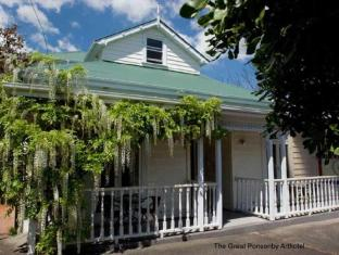 The Great Ponsonby Art Hotel Bed and Breakfast
