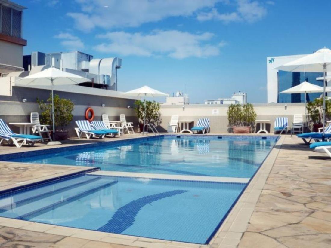 Best price on rose garden hotel apartments bur dubai in for Best hotel deals in dubai
