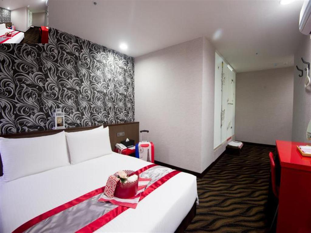 Design ximen hotel for Design ximen hotel review