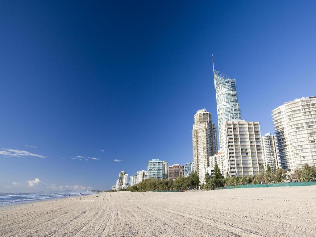 Breakfree Peninsula Apartments Gold Coast Promo Harga