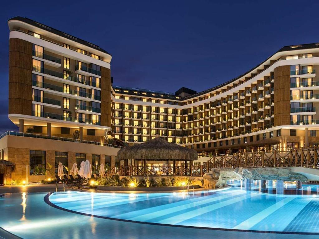 Best Price On Aska Lara Resort And Spa Hotel In Antalya