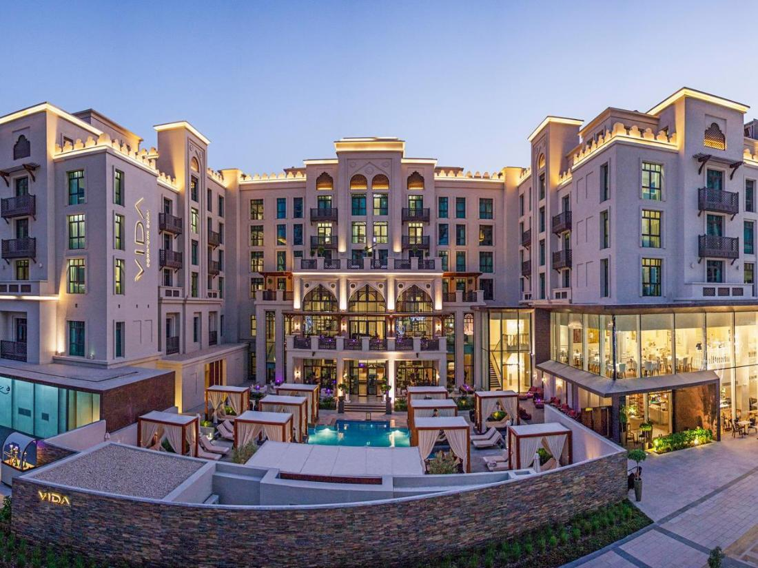 Best price on vida downtown dubai in dubai reviews for Hotels in downtown dubai
