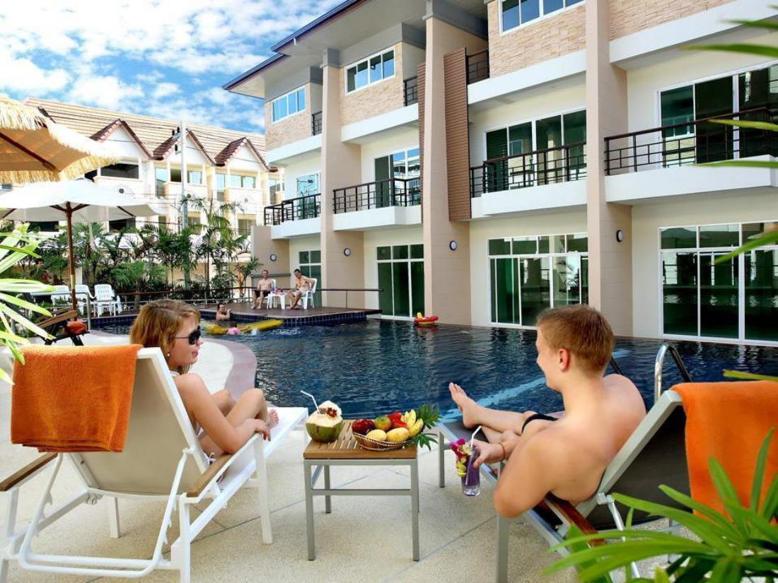 Best price on the beach boutique house hotel in phuket for Best boutique beach resorts